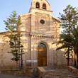 The Church of Santiago, Arboleas, Spain - Stock Photo