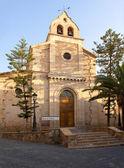 The Church of Santiago, Arboleas, Spain — Stock Photo