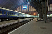 Station Lvov — Stock Photo