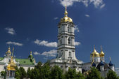 Holy Dormition Pochayiv Lavra — Stock Photo