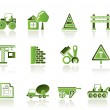 Construction and building Icons — Stock Vector #6309537