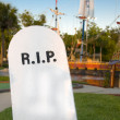 Tombstone — Stockfoto