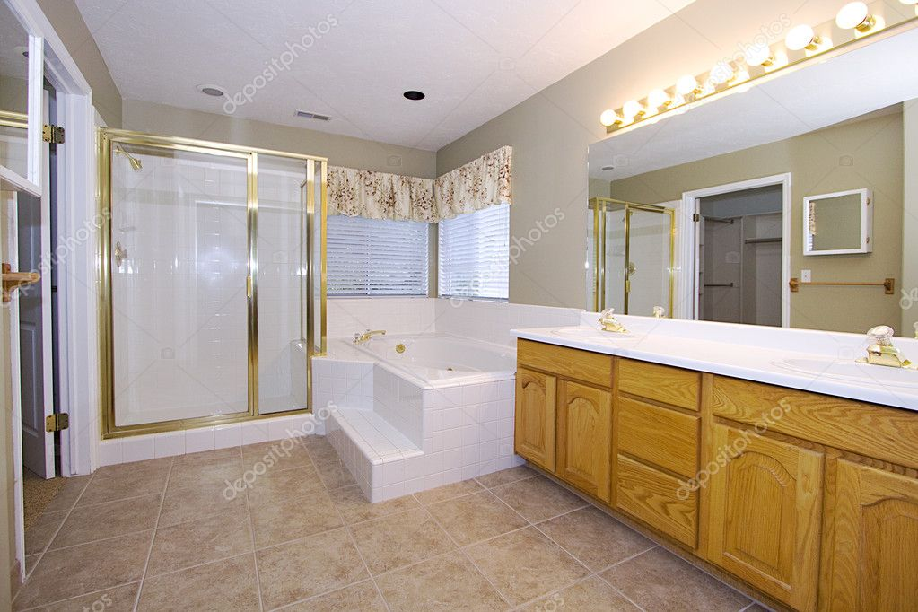 Bathroom - Close up on an interior of a house — Stock Photo #5712184