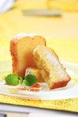 фунт торт — Стоковое фото