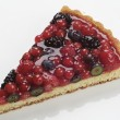 Stock Photo: Delicious Fruit Tart