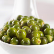 Green pepper berries - Stock Photo