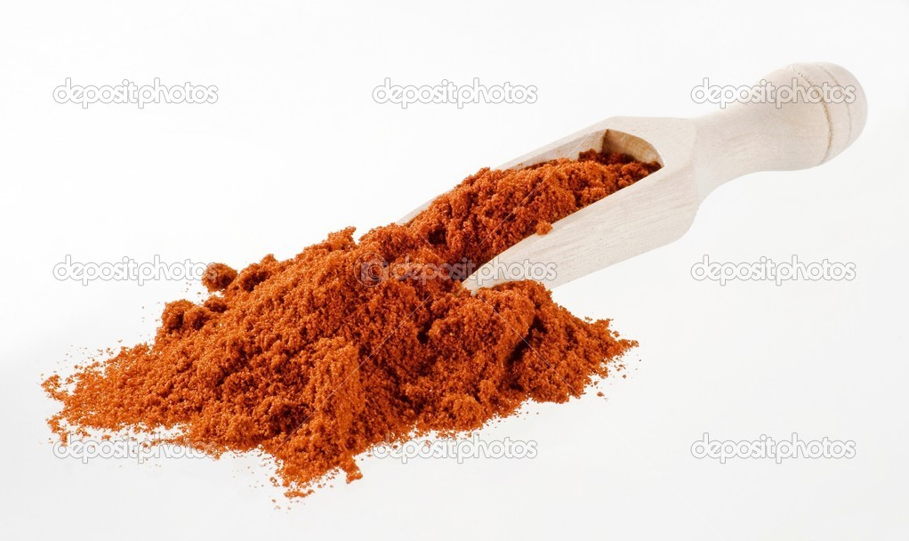 Ground paprika   — Stock Photo #5468887
