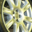 Car wheel - Photo