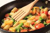 Mixed vegetables — Stock Photo