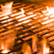 Charcoal grill - Stockfoto