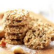 Stock Photo: Healthy cookies