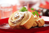 Danish pastries — Stock Photo