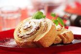丹麦糕点 — 图库照片