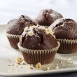 Royalty-Free Stock Photo: Chocolate muffins