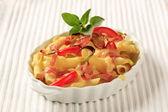 Pasta dish — Stock Photo
