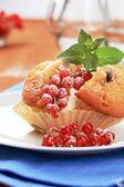 Tasty muffin — Stock Photo