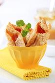 Sweet pastries — Stock Photo