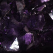 Royalty-Free Stock Photo: Amethyst, quartz, SiO2