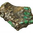 Demantoid - Stock Photo