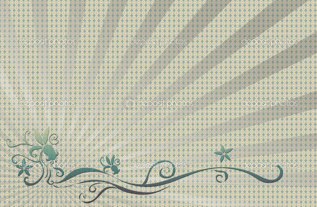 Textural retro background With drawing elements  Stock Photo #6019908