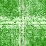 Green infinity background — Stock Photo