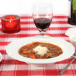Minestrone Beef Soup - Stock Photo