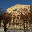 Bolshoi Theatre, Moscow, Russia — Stock Photo