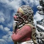 Indonesia, Bali, Balijsky Induistsky sculpture — Stock Photo #6734918
