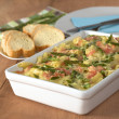 Asparagus Casserole — Stock Photo
