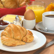 Delicious Breakfast — Stock Photo #5422062