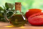 Olivenöl — Stockfoto
