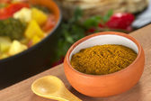 Curry Spice — Stock Photo