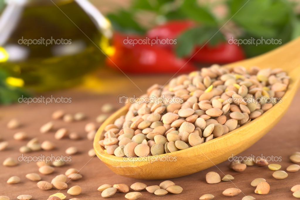 how to cook raw lentils