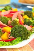 Fresh Broccoli Salad — Stock Photo