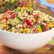 VegetariQuinoSalad — Stock Photo #5938057