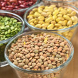 Lentils and Other Legumes — Stock Photo