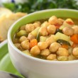 ������, ������: Chickpea Soup