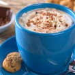 ������, ������: Hot Chocolate with Whipped Cream