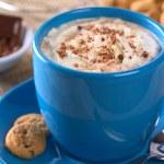 Постер, плакат: Hot Chocolate with Whipped Cream