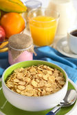 Sweetened Corn Flakes — Stock Photo