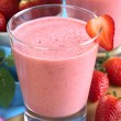 Strawberry Milkshake — Stock Photo #6313958