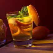 Tamarillo Cocktail — Stock Photo