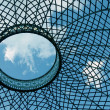 Lattice dome. — Stock Photo