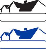 House logo — Stock Vector