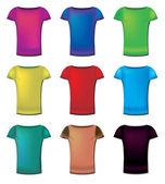 T-shirt design — Stock Vector
