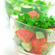 Royalty-Free Stock Photo: Assorted salads