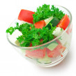 Fresh salad — Stock Photo #5444205