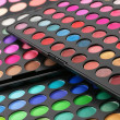 Eye shadows palettes - Stock Photo