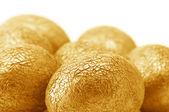 复活节金蛋 — 图库照片