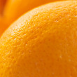 Oranges close-up - Stock Photo